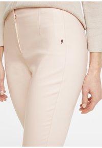 comma - Leggings - Trousers - sand - 2