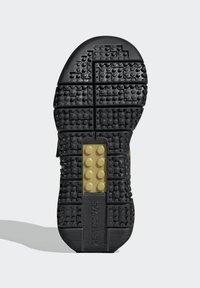adidas Performance - X LEGO® SPORT  - Sneakersy niskie - black - 4