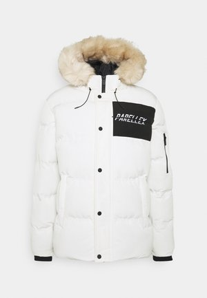 SHADOW BUBBLE - Zimní bunda - off-white