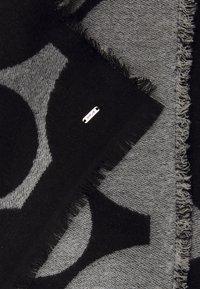 Opus - ADOTS SCARF - Scarf - black - 2