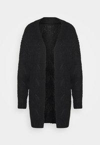 ONLHAVANA LONG CARDIGAN  - Cardigan - black