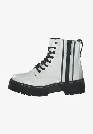 Ankle boots - white white