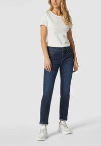 Angels - Straight leg jeans - marineblau - 1