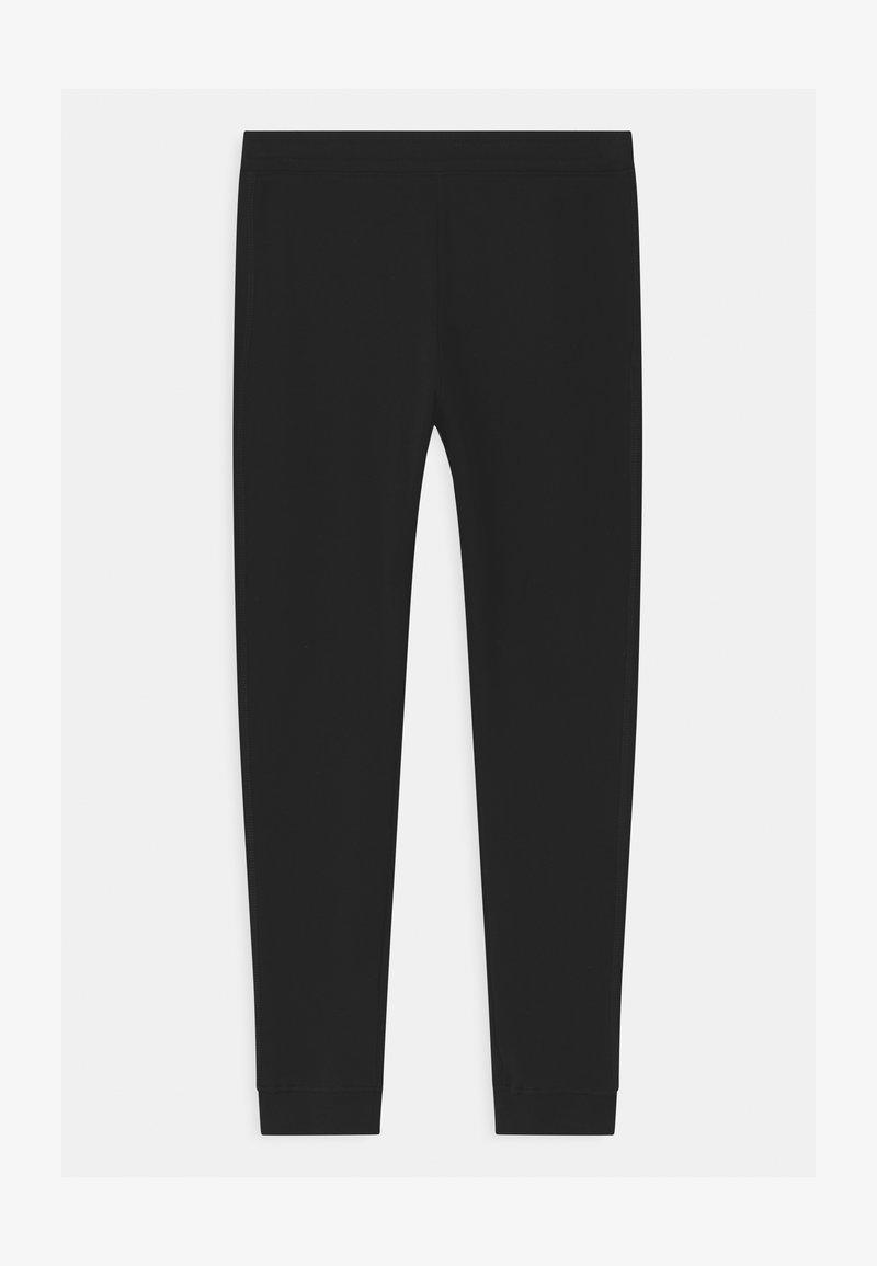 OVS - Teplákové kalhoty - black