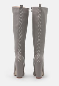 RAID - High heeled boots - grey - 3