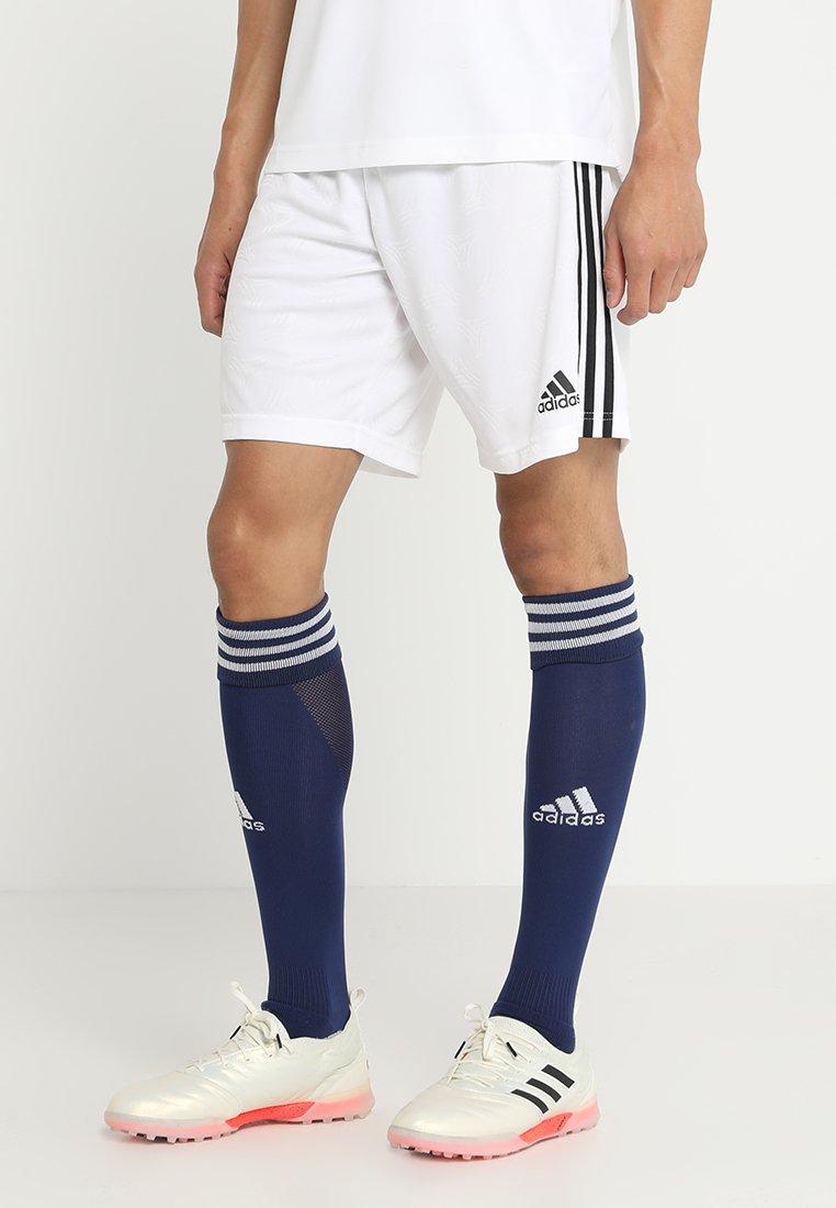 adidas Performance - TAN - Sports shorts - white