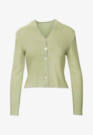 ALLENDORF - Cardigan - mint
