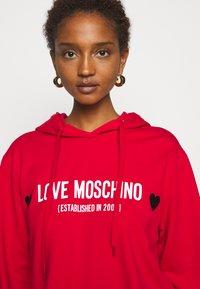 Love Moschino - Sweatshirt - red - 3