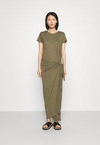 Polo Ralph Lauren - Maxi dress - basic olive - 0