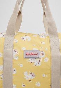 Cath Kidston - FOLDAWAY OVERNIGHT BAG - Tote bag - soft yellow - 6