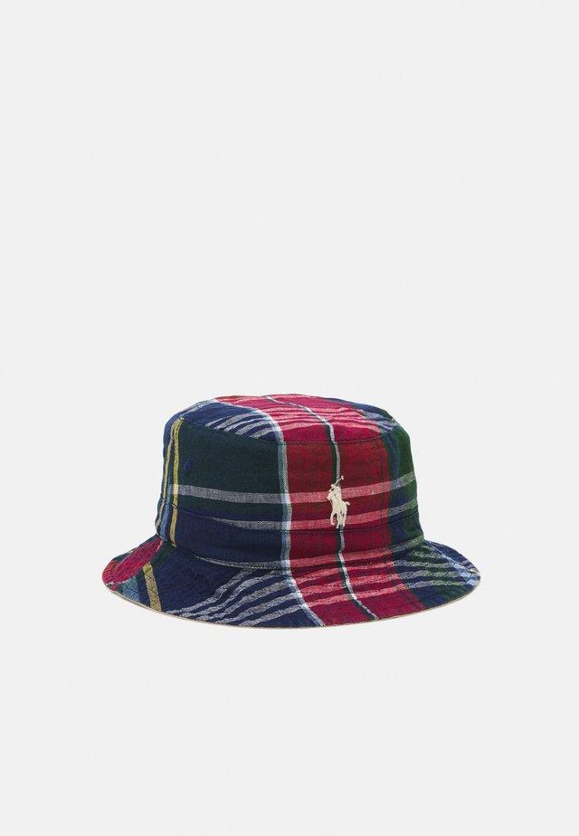 BUCKET HAT UNISEX - Sombrero - desert khaki/multicoloured