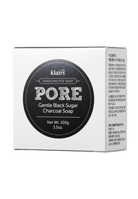 klairs - PORE GENTLE BLACK CHARCOAL SOAP - Soap bar - - - 2