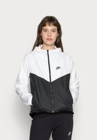 Nike Sportswear - Training jacket - white/black - 0