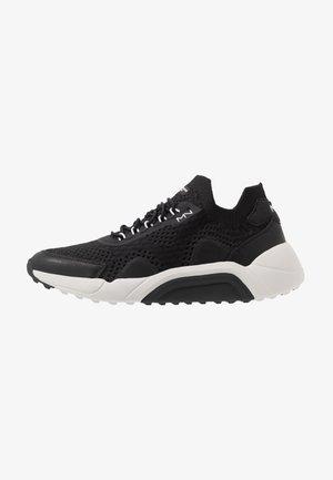ENDURO - Slippers - black/ gray