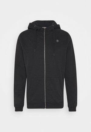 AKELLIOTT - Zip-up hoodie - caviar