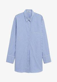 Violeta by Mango - Button-down blouse - dark blue - 4