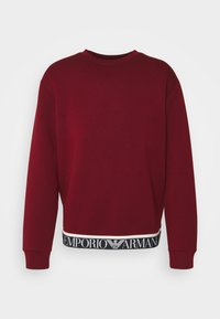 Emporio Armani - Long sleeved top - red - 0