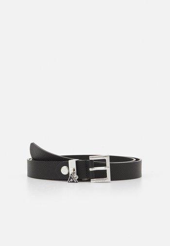 CORDELIA ADJUSTABLE PANT BELT - Belt - black