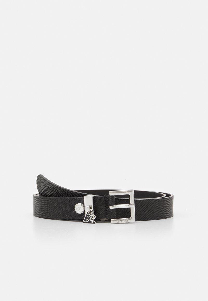 Guess - CORDELIA ADJUSTABLE PANT BELT - Belte - black