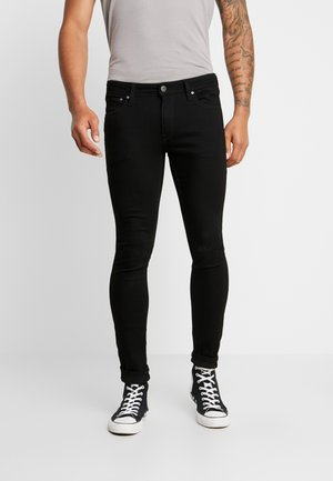 JJILIAM JJORIGINAL  - Jeansy Slim Fit - black