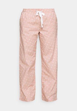 PANT - Pyjamabroek - willow pink
