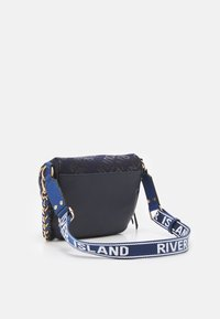 River Island - Across body bag - blue dark - 1