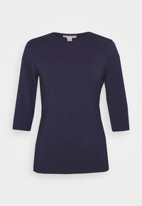 Basic T-shirt - evening blue