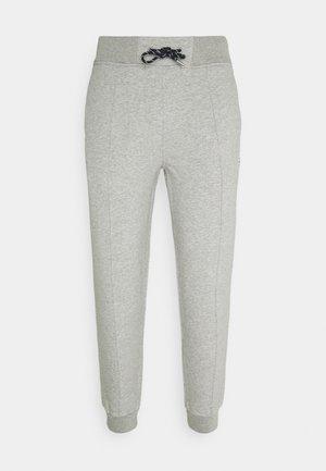YAN  - Teplákové kalhoty - silver marl grey
