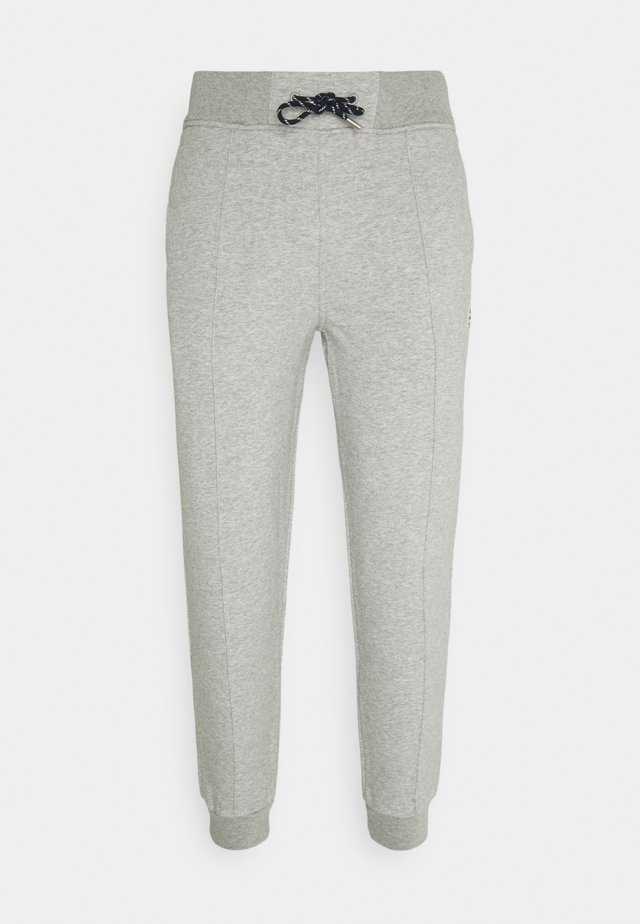 YAN  - Trainingsbroek - silver marl grey