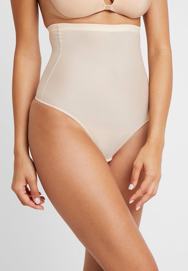 MAGIC Bodyfashion - HI WAIST THONG - Intimo modellante - skin