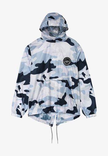 KIDS FISHTAIL JACKET MONO CAMO