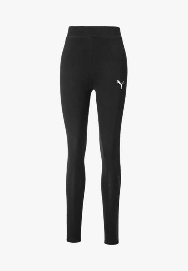 KVINNA - Leggings - Trousers - black