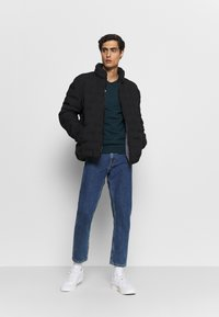 Schott - ROSTOK - Winter jacket - black - 1