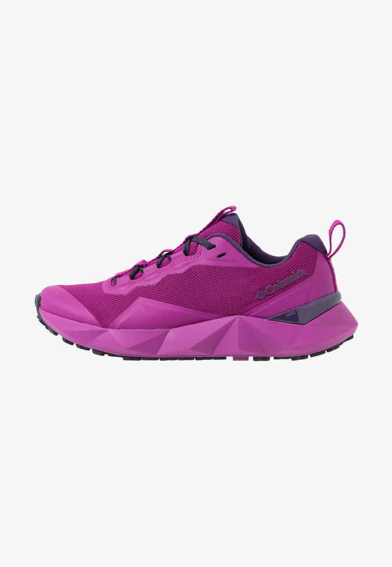 Columbia - FACET15 - Hiking shoes - berry jam/deep purple