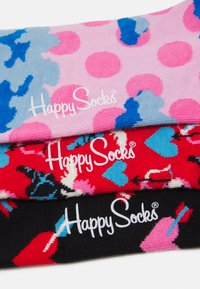 Happy Socks - I LOVE YOU SOCKS GIFT 3 PACK - Socks - multi-coloured - 2