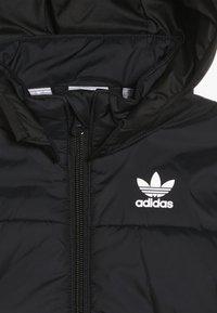 adidas Originals - JACKET - Winter jacket - black/white - 5