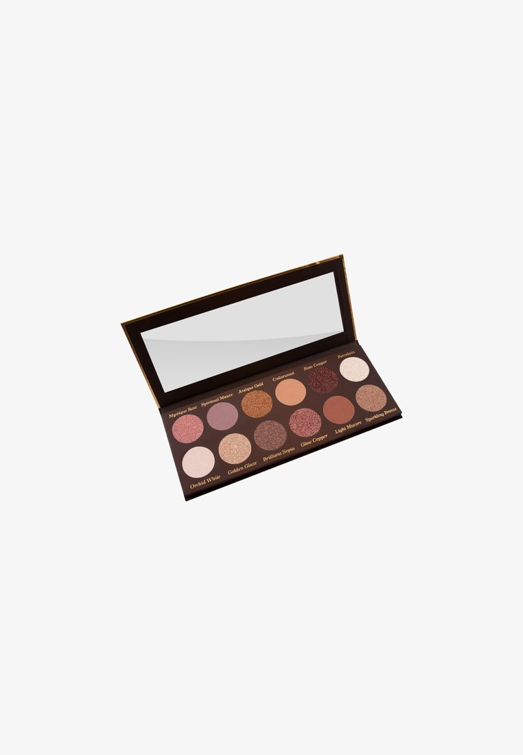 Luvia Cosmetics - ROMANTIC BAROQUE - Oogschaduwpalet - -
