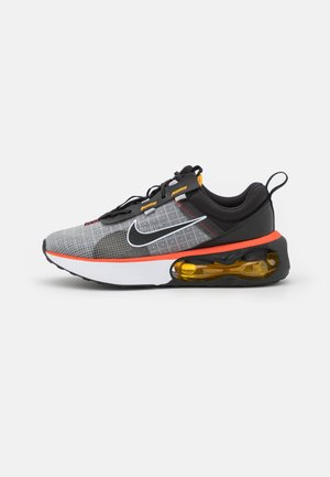 AIR MAX 2021 UNISEX - Trainers - black/white/mystic red/cosmic clay