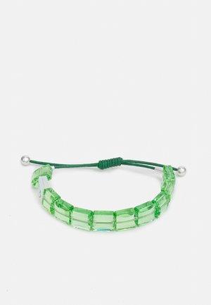 LETRA BRACELET HEART - Bracelet - green