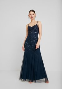 Sista Glam - LOREN - Vestido de fiesta - navy - 2