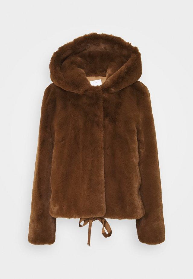 MIRAGE - Winter jacket - marron