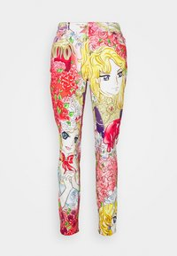 MOSCHINO - TROUSERS - Leggings - Trousers - fantasy - 0