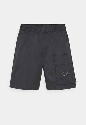 Shorts - anthracite/white
