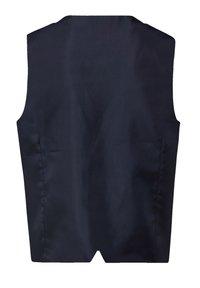 WE Fashion - Gilet elegante - blue - 1