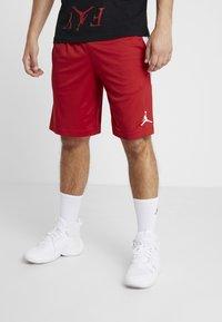 Jordan - ALPHA DRY SHORT - Pantaloncini sportivi - gym red/white - 0