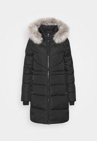 Tommy Hilfiger - PADDED COAT - Winter coat - black - 6
