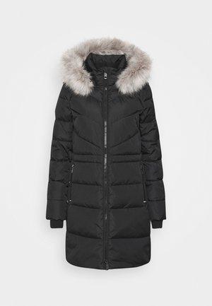 PADDED COAT - Vinterfrakker - black