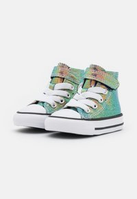 Converse - CHUCK TAYLOR ALL STAR GLITTER  - Sneakers alte - white/black - 1