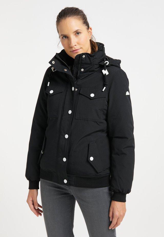 Kurtka zimowa - schwarz