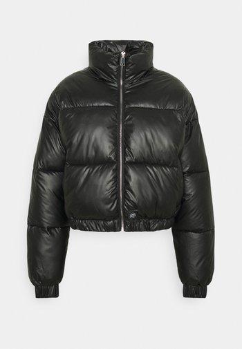 JACKET - Winter jacket - black